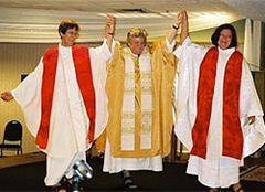 Women clergy